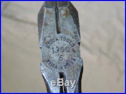 Pince transmetteur US WW2 TL13 Utica 1950 avec étui cuir CS 34