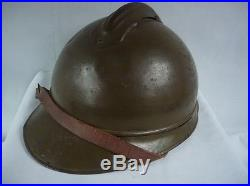 Polish Helmet Casque Adrian Polonais Cavalerie 1939