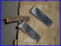 Porte Chargeur Toile All Wh Mle 1940 De Mp 40