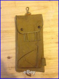 Porte carte para anglais GB parachutiste 1944 Normandie