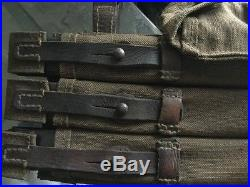 Porte chargeurs allemand ww2 mp40