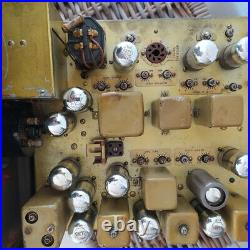 Poste radio US ww2 BC 620 signal corps militaria us jeep willys ford gpw