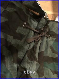 REPRO Tenue Camouflée Allemand WW2