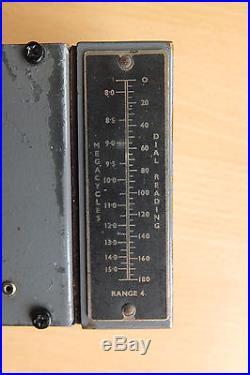 Récepteur SOE MCR-1 Type 36/1 biscuit avec boîtier self n° 4