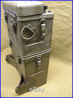 Radio BC/1000 fr SCR/300 US WWII WW2 signal corps JEEP Dodge receiver INDO