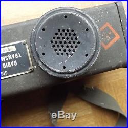 Radio BC 611 talkie walkie US Para, airborne normandie