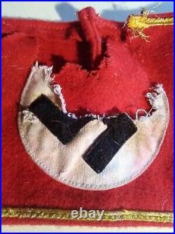 Rare! Brassard Allemand de la Seconde Guerre mondiale ++ German Armband from WW2