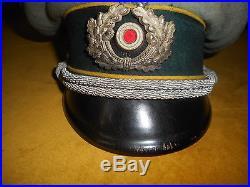 Rare Casquette Off All De Cavalerie Mle 40