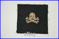 Rare Insigne Des Groupes De Securite De La Milice-francs Garde 1941/1945