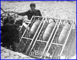 Rare Rampe lance fusée Allemande WW2