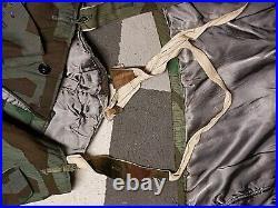 Rare ensemble camouflage éclats soldat Allemand 1939-45 WW2