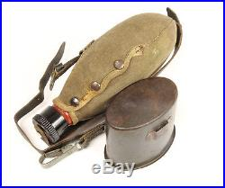 Rare gourde allemande 1945 WW2 (matériel original)
