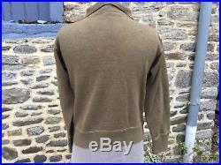 Rare jersey modèle 1936 prisonnier kgf France 40