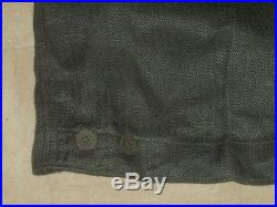 Rare pantalon de treillis tenue d'été de combat soldat Allemand modèle1943 WW2