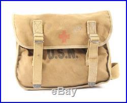 Rare trousse de premiers soins US NAVY USMC US WW2 (matériel original)