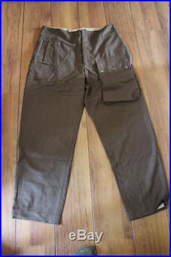 Repli Pantalon Para Anglais Ou Sas France Taille XL Ww2