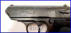Réplique Walther PPK Silencieux Denix 1311 pistolet FACTICE WW2 Wehrmacht SS