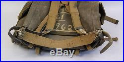 Sac Bergen GB avec marquages type commando ww2 (matériel original)