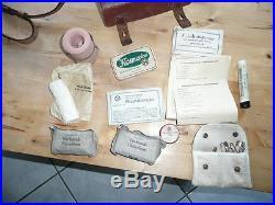 Sacoche DRK sanitaire allemand ww2