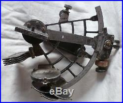 Sextant Kriegsmarine Wwii Marine Plath Hamburg Bateau Sous Marin U Boot Original
