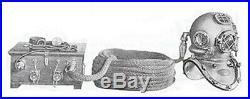 Siebe Gorman Telephone ww2 navy diving