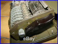 Signal Corps US Army, chiffreur-déchiffreur M-209