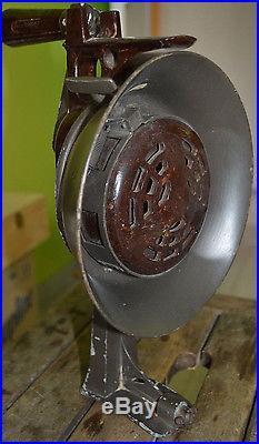 Sirène allemande WW2