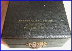 TACHYMETRE SPEED DISK INDICATOR JAEGER Norden Bombsight US AIR FORCE WW2