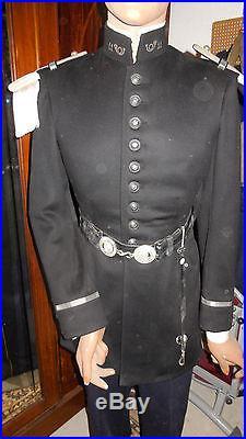 Tenue Mod 31 D'un Sous Lieutenant Du 11 Bataillon De Chasseur Alpin Complet