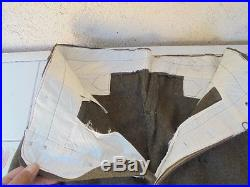 Tres Beau Pantalon De Soldat Francais Date 39 Ww2 France 40