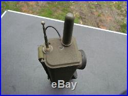 Talkie Walkie Us Bc-611-c. Handie Talkie 1944 Original Ww2