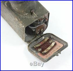 Talkie walkie US Army BC-611 WW2 (matériel original)