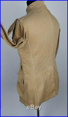 Tenue Vareuse Pantalon Troupe Coloniale Velour Poilu Ww1 Ww2 Syrie Dardanelle
