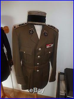 Tenue de Colonel Chasseurs à pieds Etat-major Indochine
