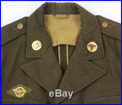 Tenue de sortie USAAF -1942- 39R WW2 (matériel original)