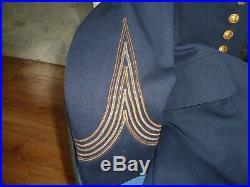 Tenue modèle 22 aéronautique militaire attribuée champion olympique équitation