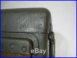 Trés beau boitier de ZF41, pour mauser 98K allemand, 100% original 2ém guerre, ww2