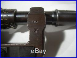 Trés belle lunette allemande ZF41/1, CXN POUR 98K. 100% original 2ém guerre. Ww2