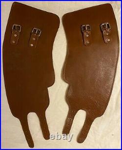 Très Rare Paire de Service Shoes et guêtres US Army ww2 Chaussures de combat GI
