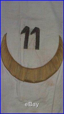 Tres rare fanion RTA tirailleur algerien 11e RTA 1940