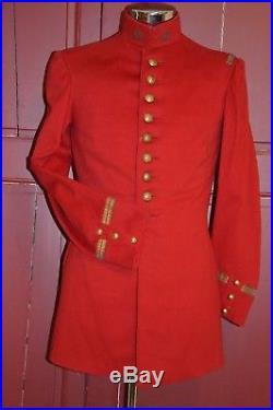 Tunique Mod. 1931 Lieutenant Du 7° Regiment De Spahis Algerien-armee D'afrique