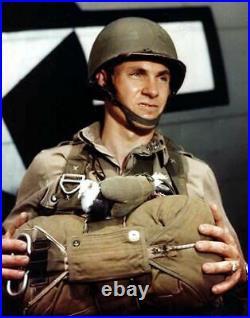 US WW2 3 filets pigeon vest PG 106/CB+boite para. Signal corps, jeep dodge gmc