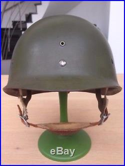 US WW2 WWII M1 PARA LINER, CASQUE DE PARACHUTISTE M1c LINER