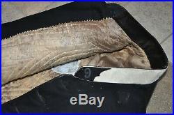 Uniforme 9° Régiment dragons veste + culotte cavalerie 6 boutons bretelles