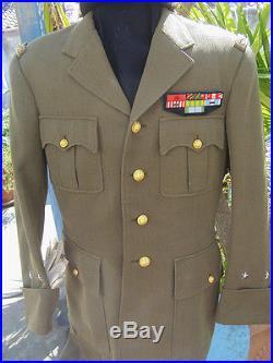 Uniforme De General De Brigade
