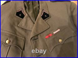 Uniforme Officier France WW2