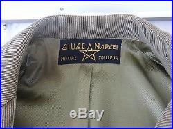 Uniforme général Chasseurs Alpins Képi officier Indo Algérie Libé