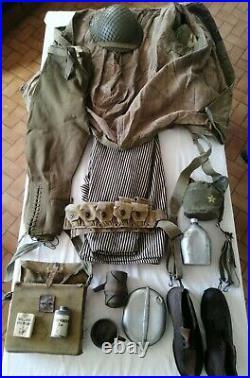 Uniforme, uniform, goumier, casque, helmet, ww2