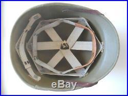 Us Ww2 Liner Fibre Hawley Type 1 Fabrication 1941/42 Etat Exceptionnel