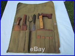 Ustensiles De Cuisine Us De Campagne Modèle 1937 Outfit Cooking Cavalry Pack